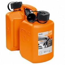 0000-881-0124 Канистра комбинированная 3л оранжевая