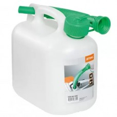 0000-881-0204 Канистра для бензина 3л прозрачная