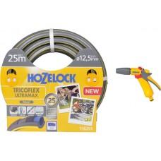 116241 Набор: шланг HoZelock Ultramax 12.5мм 25 м + пистолет 2674
