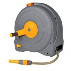 2494 Катушка HoZelock + шланг 40 м c коннекторами и наконечником для шланга