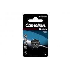 002245 Элемент питания CR CR2032 BL-1 Camelion 3066