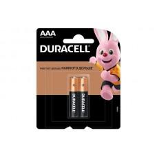 116054 Элемент питания LR MN 2400/LR03 Basic BP-2 Duracell