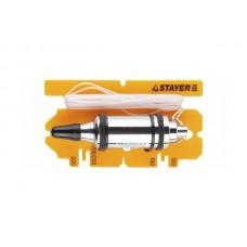 06352-50 Отвес STAYER PROFI строительный со шнуром, 500г