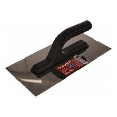 08042 Гладилка ЗУБР МАСТЕР стальная с пластмасовой ручкой, 130 х 280мм