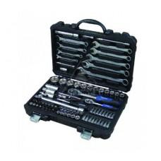 F-4821-5/27804 Набор инструментов Forsage Premium 82+6пр 1/4 1/2  6гр