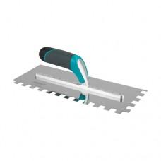 PTSH08 Металлический зубчатый шпатель BIHUI 320х120 8мм