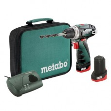 Винтоверт аккумуляторный METABO PowerMaxx BS 600079550