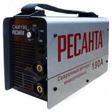 4606059015185 Сварочный аппарат Ресанта инверторный САИ 190 65/2